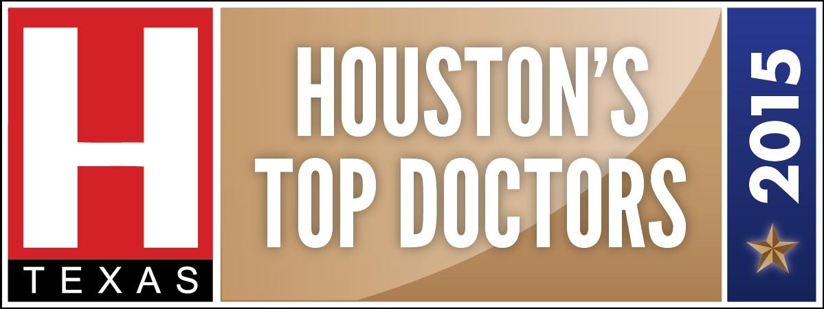 H Texas Houston's Top Doctors 2015